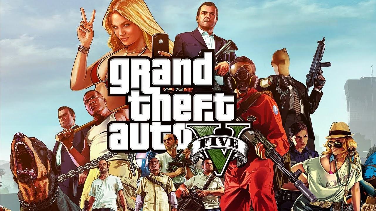 《GTA5》销量累计超过8500万,位列世界第三-赛博游戏加速器-网游加速器