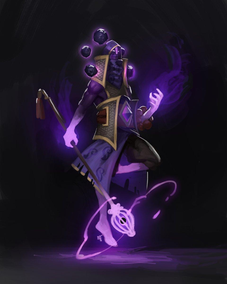 《DOTA2》新英雄长袍法师曝光 新的精灵之气-赛博游戏加速器-网游加速器
