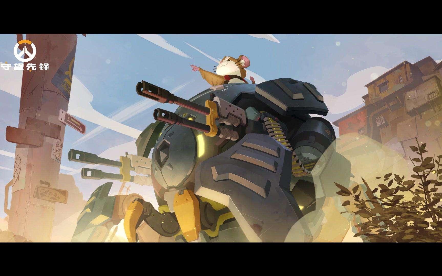 根本猜不透守望先锋 新英雄技能玩法介绍赛博告诉你-赛博加速器-网游加速器