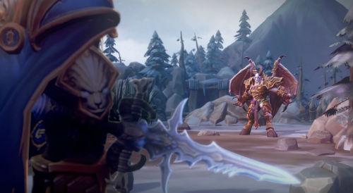 魔兽世界将加入灵活的近战新英雄玛尔加尼斯-游戏加速器-网游加速器