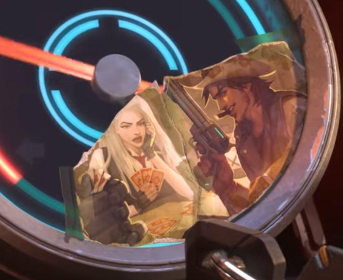 《守望先锋》麦克雷和新英雄艾什真正关系公布-网游加速器-游戏加速器