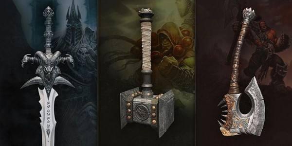 魔兽世界:玩家掏出400武器惊呆众人-魔兽世界加速器-wow加速器