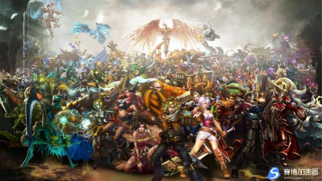 一款陪伴你们成长的游戏,会觉得《英雄联盟》过气了吗?
