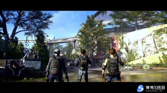 2019E3游戏展会:《全境封锁2》推送内容汇总 即将筹拍电影版