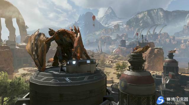 《Apex英雄》新赛季上线:地图发生巨大的变化,内容你会期待吗?