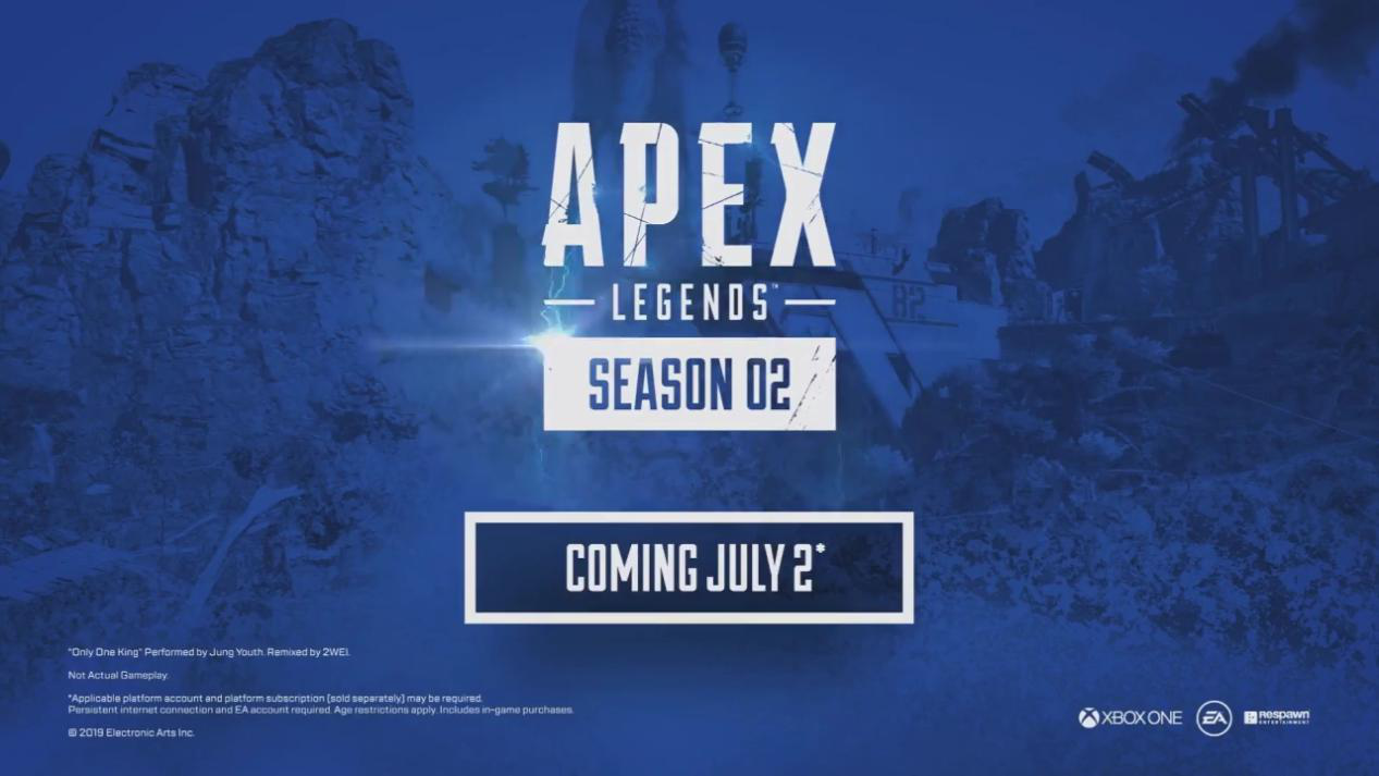《Apex英雄》新赛季即将上线,免费加速器助你畅玩游戏