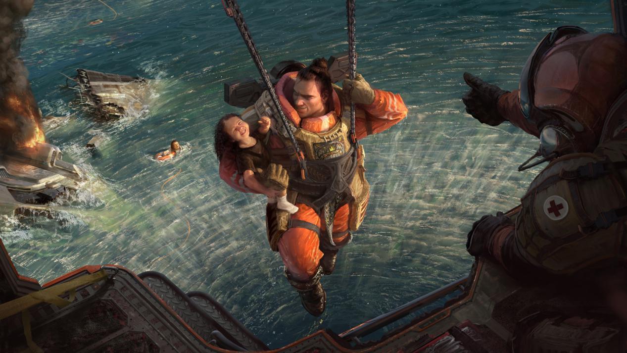 Apex英雄加速器:详细介绍新英雄华森 致命弱点是这个