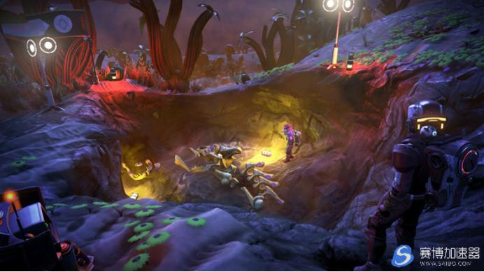 网游加速器分享一款良心大作游戏《无人深空》从谷底到重回巅峰