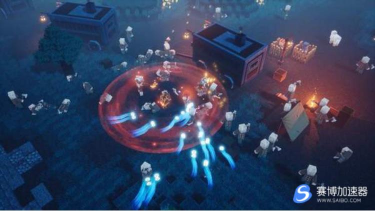 《我的世界:地下城》手游加速器新情报 游戏重点在人物职业养成