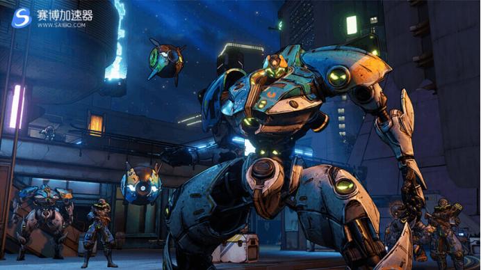 《无主之地3》加速器开启预载 游戏主线通关需时多少?