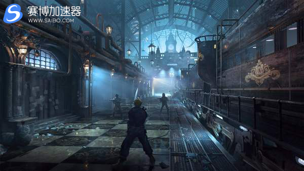 免费游戏加速器分享:《最终幻想7:重制版》新概念设计图 BOSS设计理念