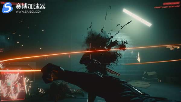 免费网络加速器爆料:赛博2077新能力令敌人自相残杀