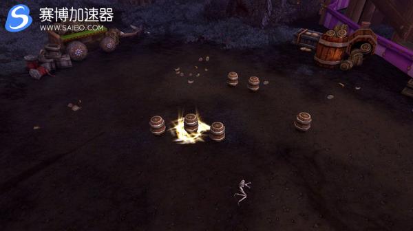 在魔兽世界玩经典扫雷? 《魔兽世界》8.3版本将新增街机游戏机
