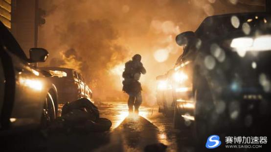 游戏加速器播报:《使命召唤:现代战争》PC版即将开启 需128G硬盘空间