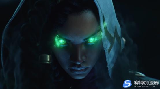 游戏加速器播报:《英雄联盟》新英雄赛娜技能曝光 光暗双修,大招反射技能