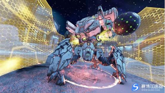 《无主之地3》即将更新四人合作新任务 游戏加速器预告